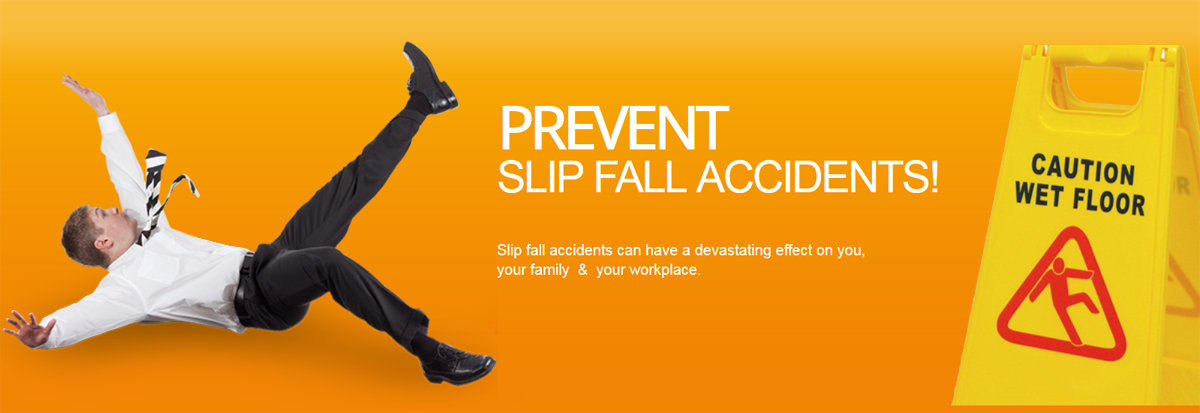 Anti Slip and Non Slip Floor Safety Solutions